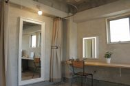 DELTA HOUSE STUDIO SHIBUYA (デルタ ハウス スタジオ シブヤ):メイクルーム