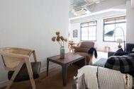 MAKE AND SEE/show room (メイクアンドシー):家具を自由に組み合わせて