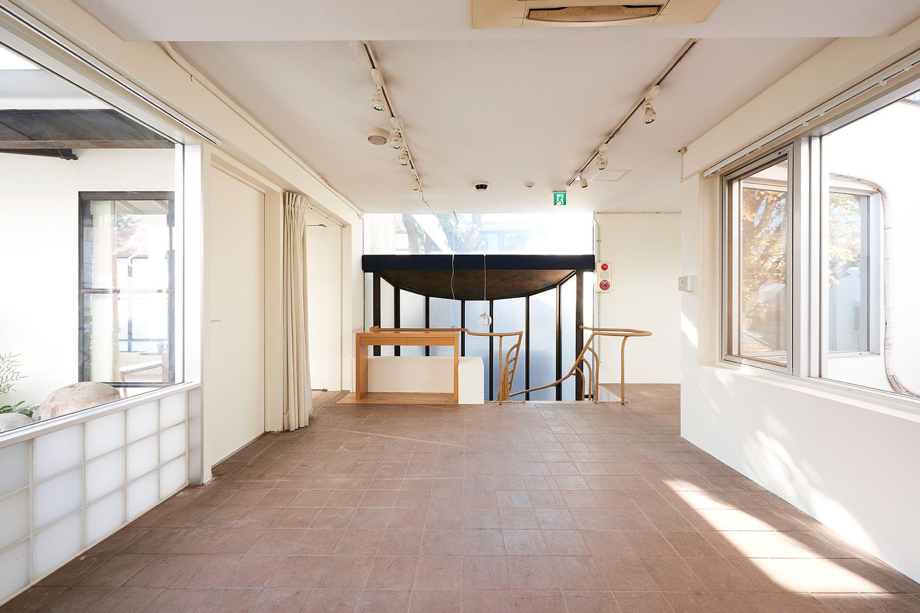 additional gallery (アディショナルギャラリー)通路