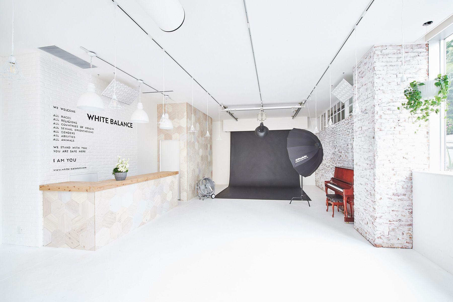 WHITE BALANCE (ホワイトバランス)窓も大きく気持ちいい空間