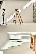WHITE BALANCE (ホワイトバランス):サイドの上部窓から直射