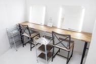 Studio Serato 代々木 (スタジオセラート代々木):プロジェクターを使った様子