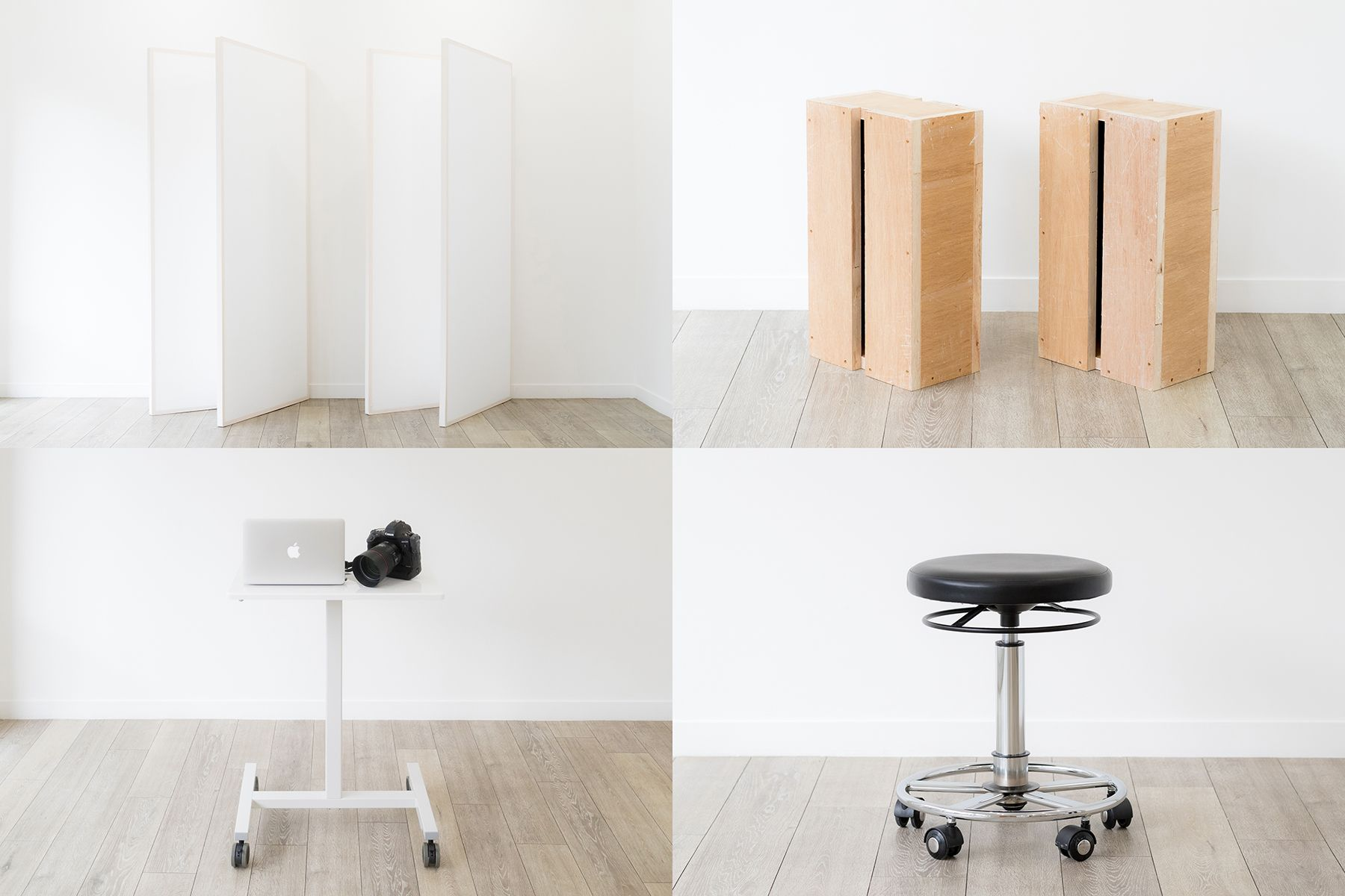 Studio Serato 代々木 (スタジオセラート代々木)無垢材のアンティークチェア