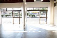 studio field (スタジオフィールド):外観 外階段