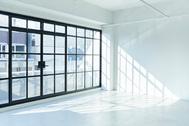 AtelierSix Studio&Prop (アトリエシックス):壁は左右光で選べる