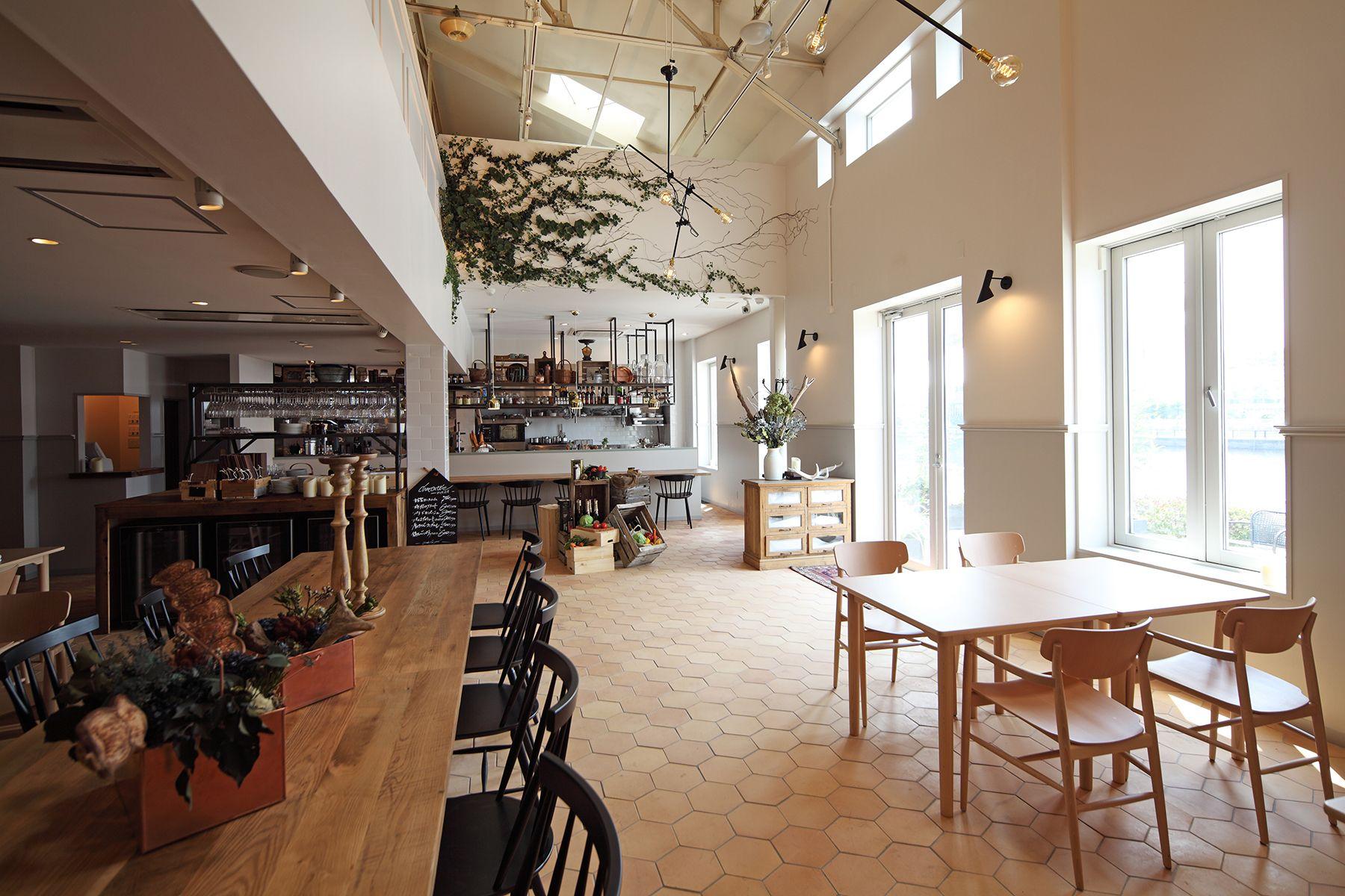 SLOW HOUSE Studio (スローハウス スタジオ SHOP/RESTAURANT)レストラン