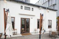 SLOW HOUSE Studio (スローハウス スタジオ SHOP/RESTAURANT):店舗外観