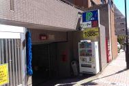横浜第1スタジオ:駐車場