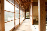 studio Licorne いすみの家:南向き廊下