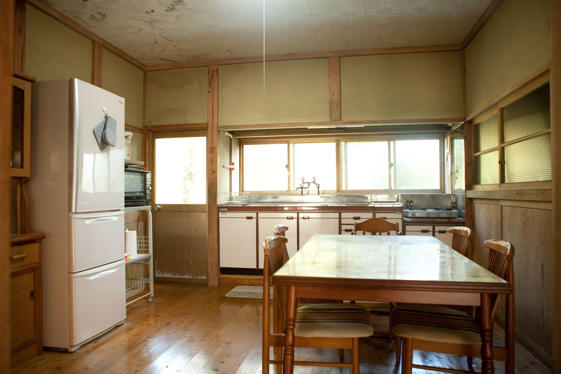 studio Licorne いすみの家台所