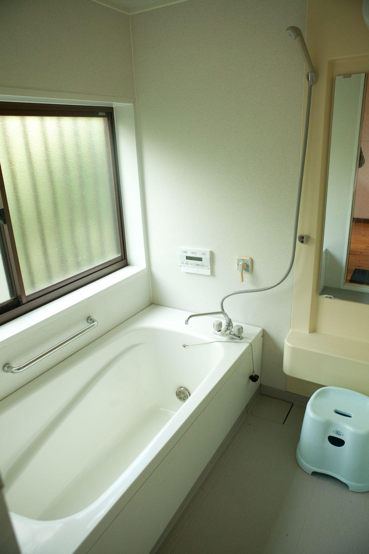 studio Licorne いすみの家バスルーム