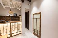 ノルウェージャン・レイン&T-マイケル東京ストア (shop):1F 昭和初期の建具