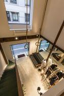 ノルウェージャン・レイン&T-マイケル東京ストア (shop):2Fから1Fへの俯瞰
