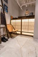 ノルウェージャン・レイン&T-マイケル東京ストア (shop):金継ぎをイメージした床