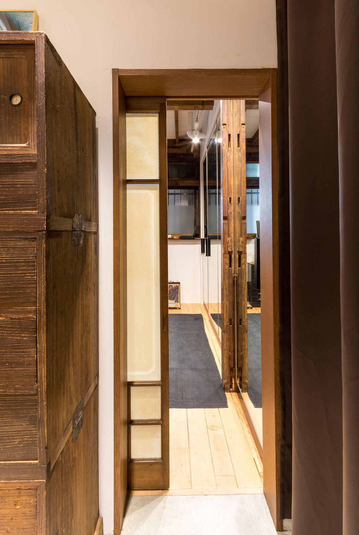 ノルウェージャン・レイン&T-マイケル東京ストア (shop)1F 控え室としても利用可