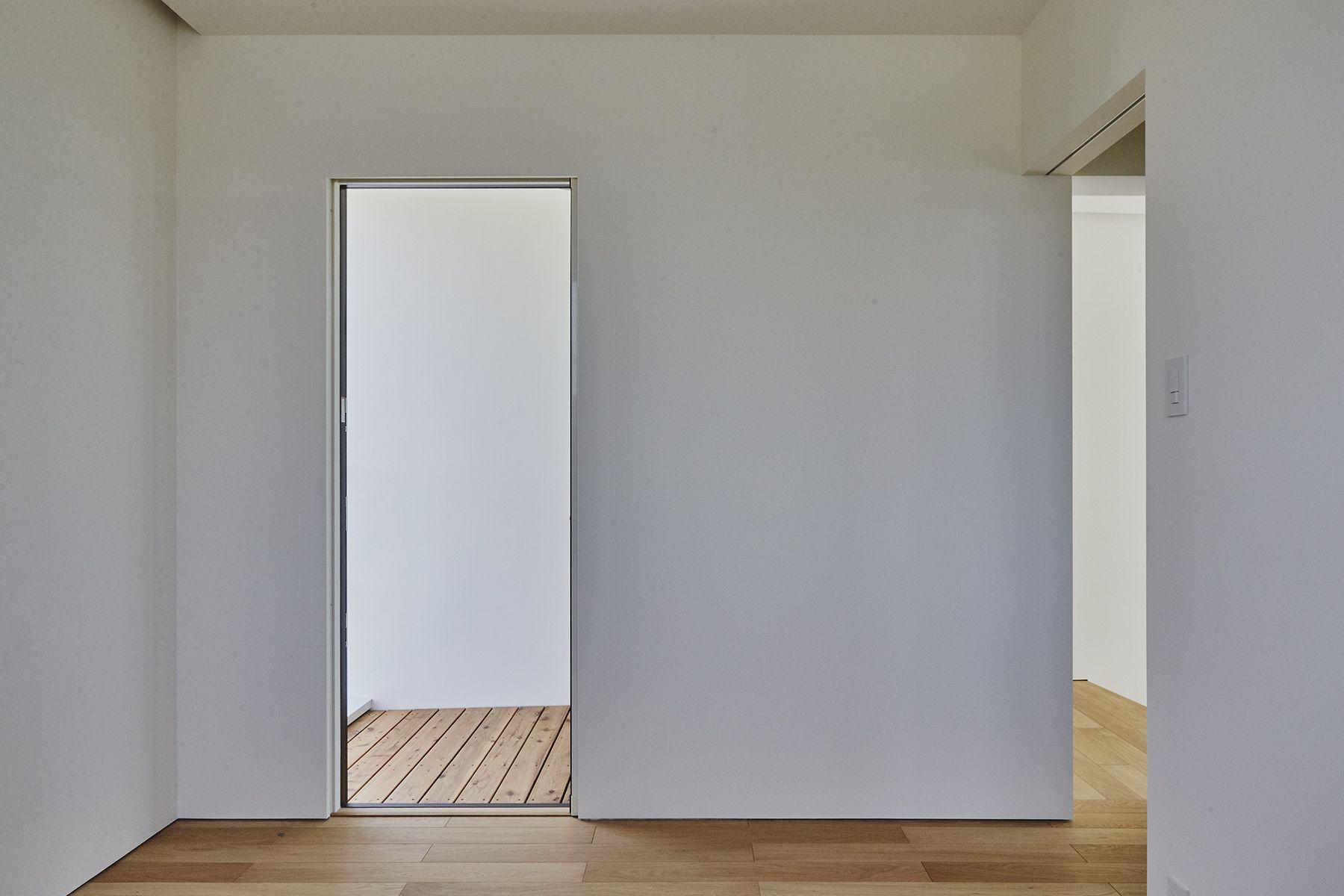 桜新町の家/個人宅 (サクラシンマチノイエ)3F ベッドルーム