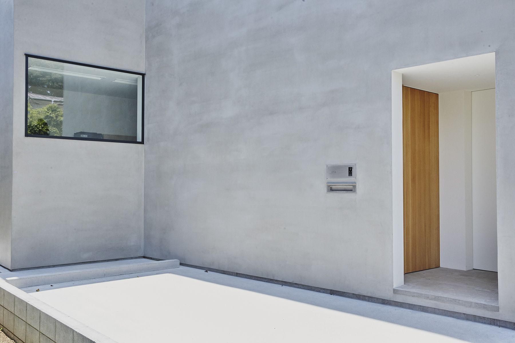 桜新町の家/個人宅 (サクラシンマチノイエ)駐車場