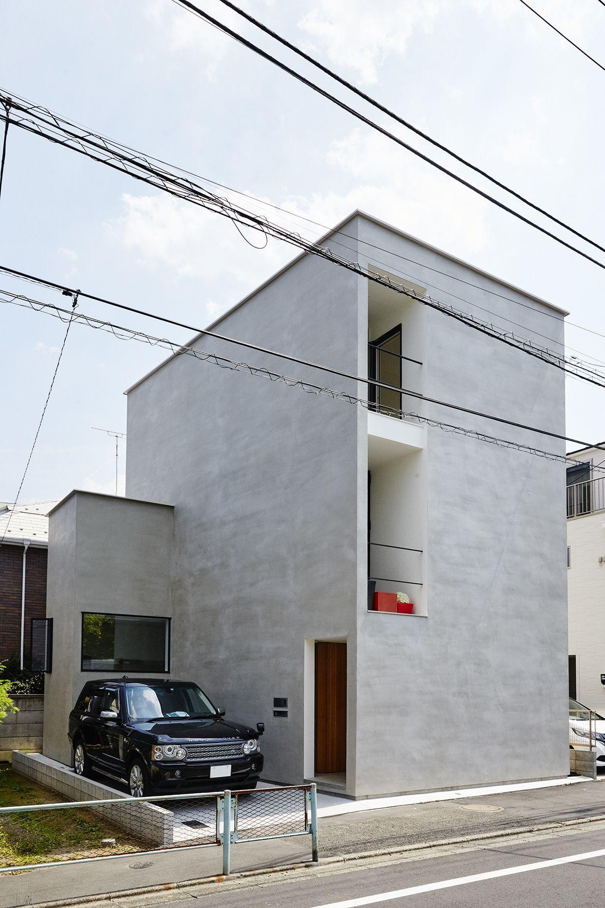桜新町の家/個人宅 (サクラシンマチノイエ)外観