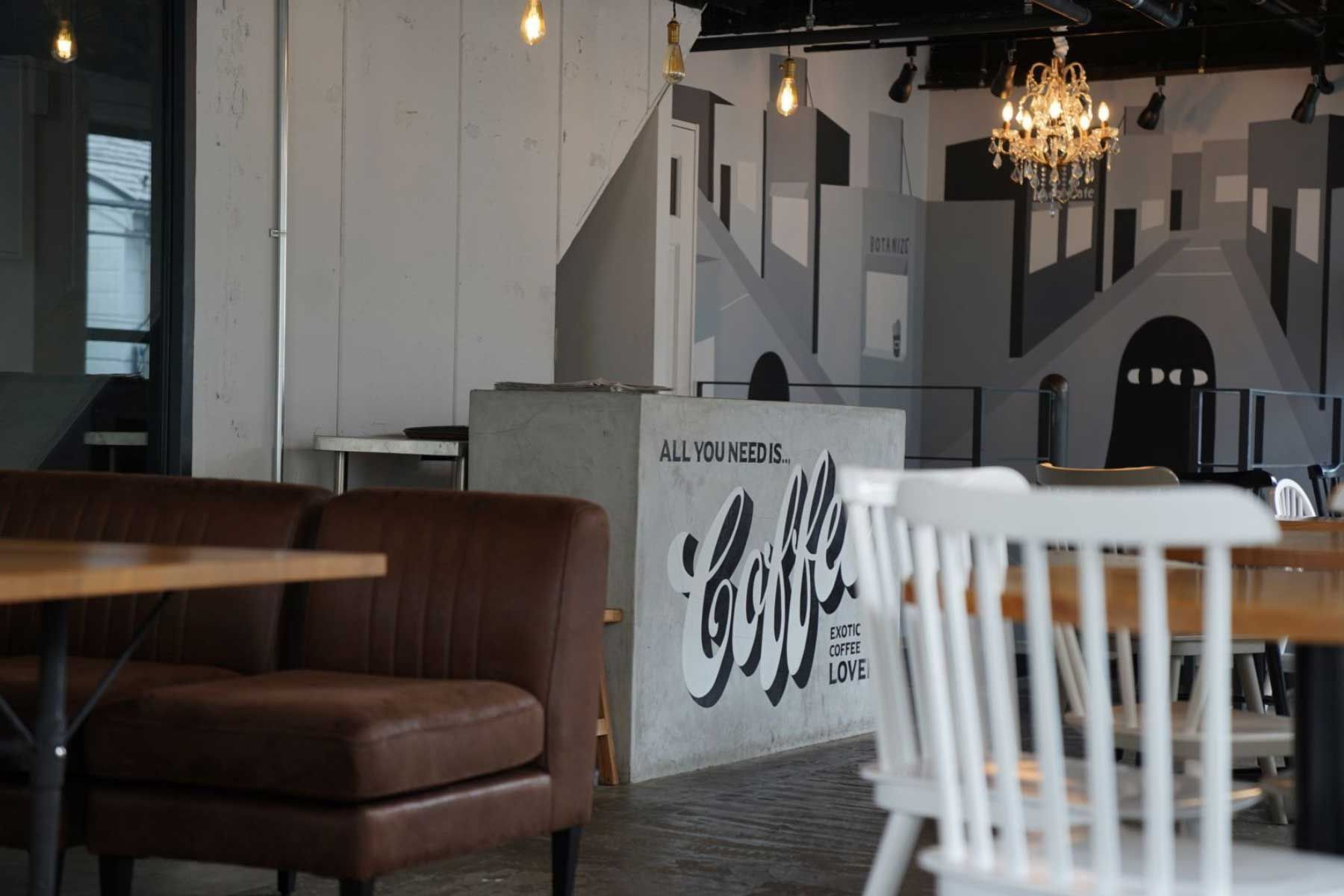 anea cafe/店舗 (アネア カフェ)2F