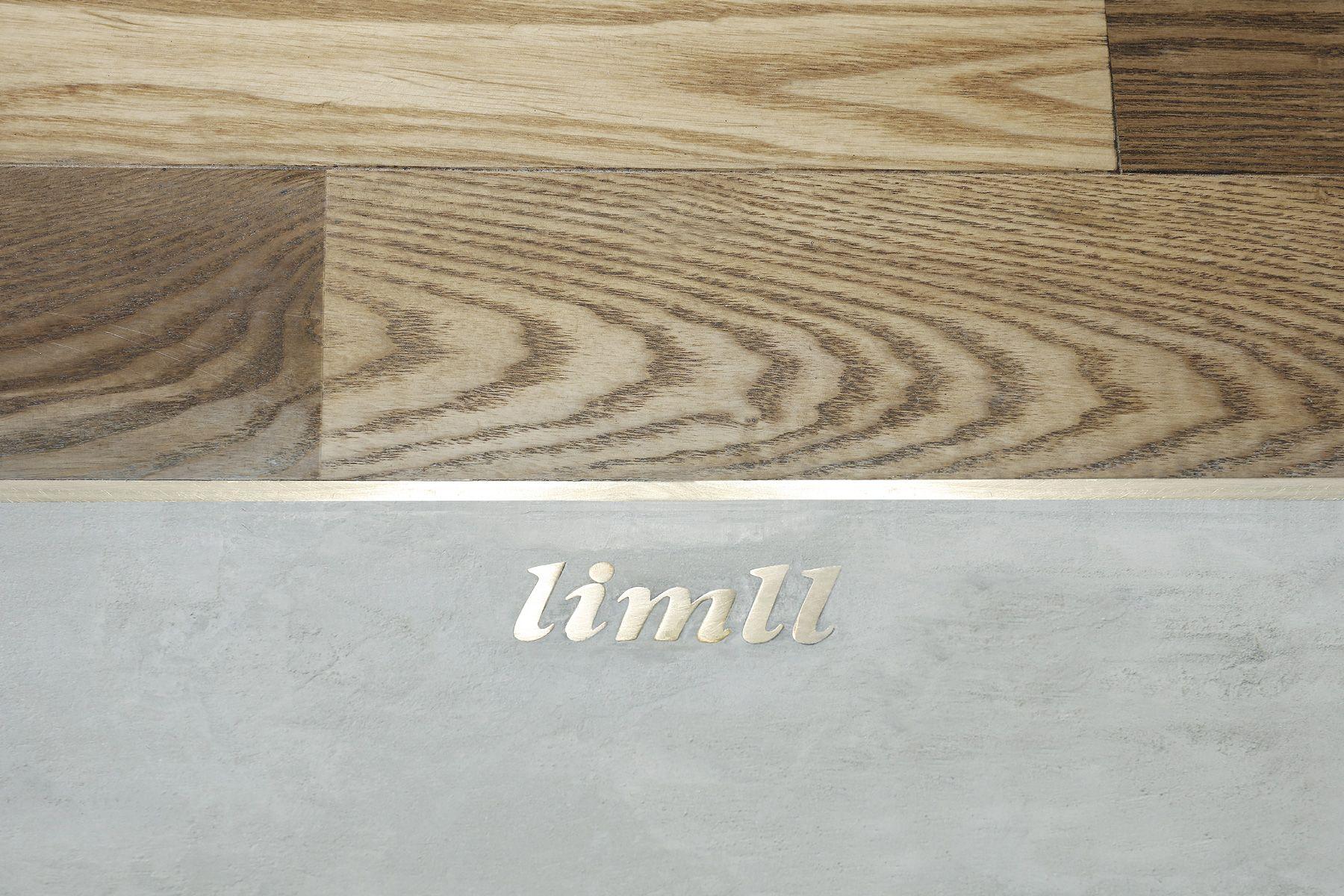 studio limll(スタジオ リムル)1Fコンクリートとフローリングの境界