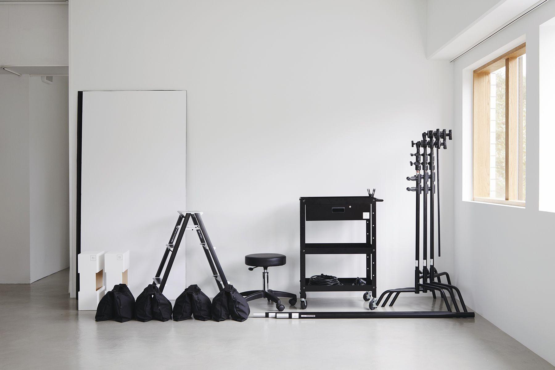 inTHE studio|yoyogi-park (インザスタジオ|ヨヨギパーク)機材