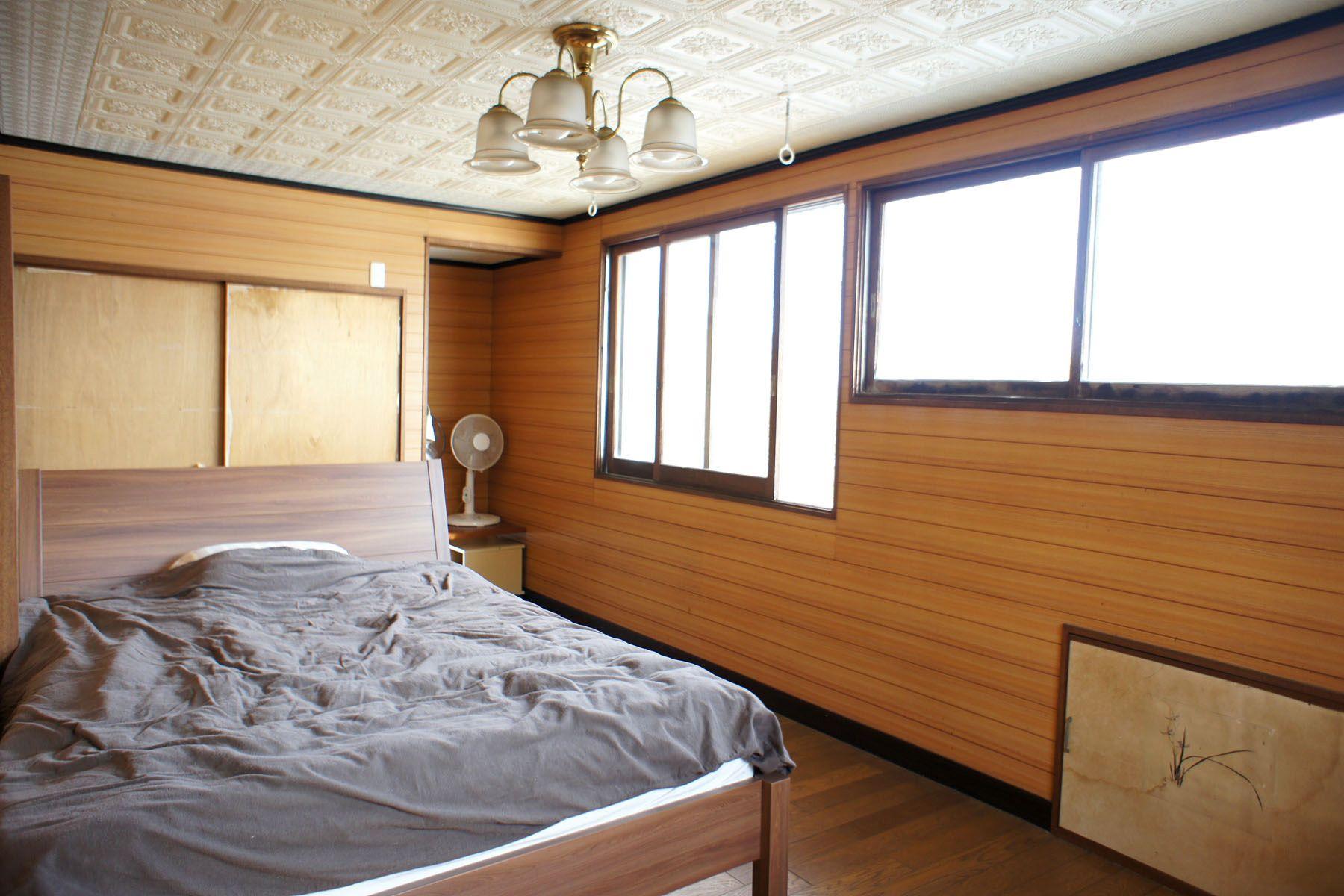 なつのじ(個人宅)2F 寝室