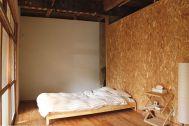 なつのじ(個人宅):1F 寝室