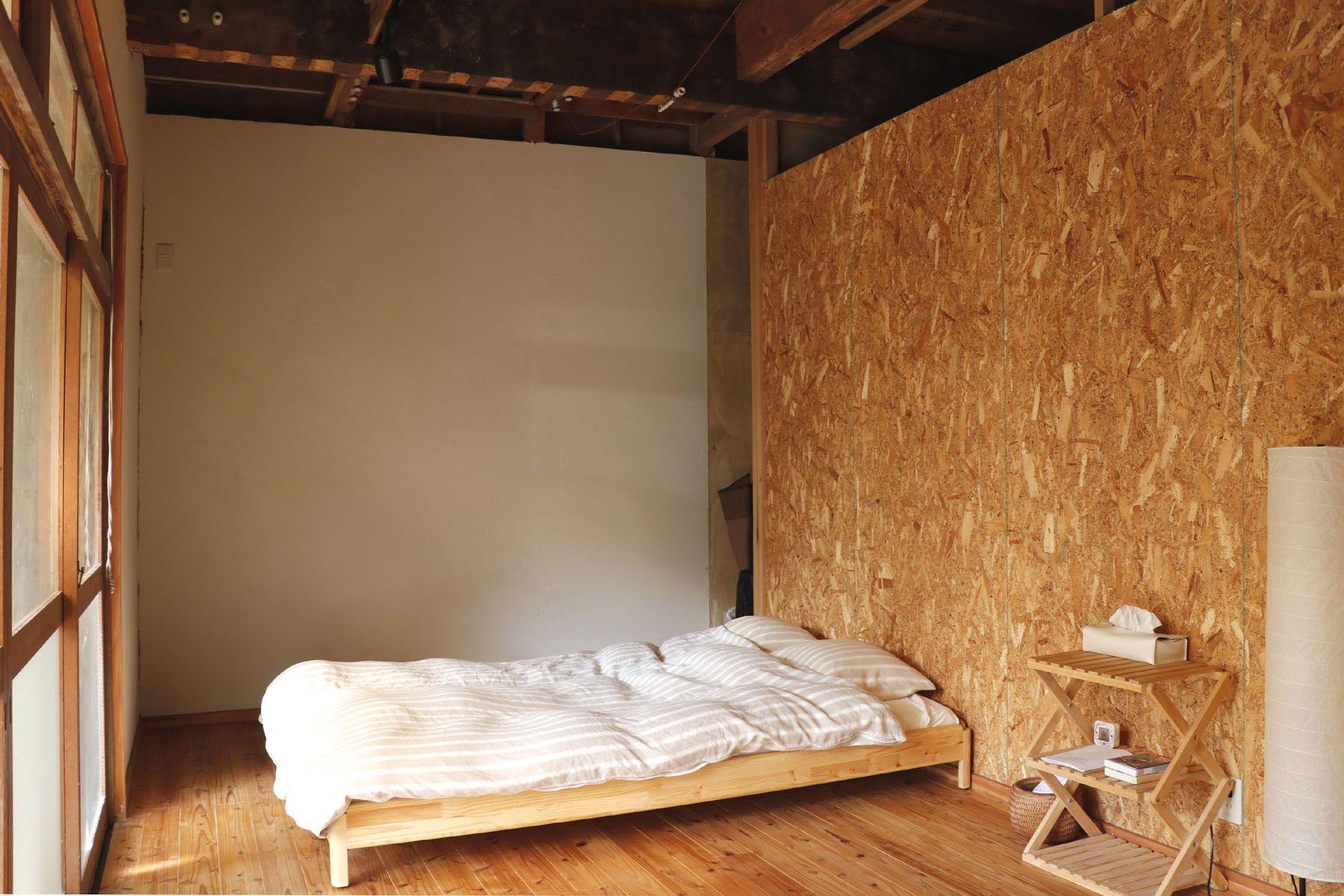 なつのじ(個人宅)1F 寝室