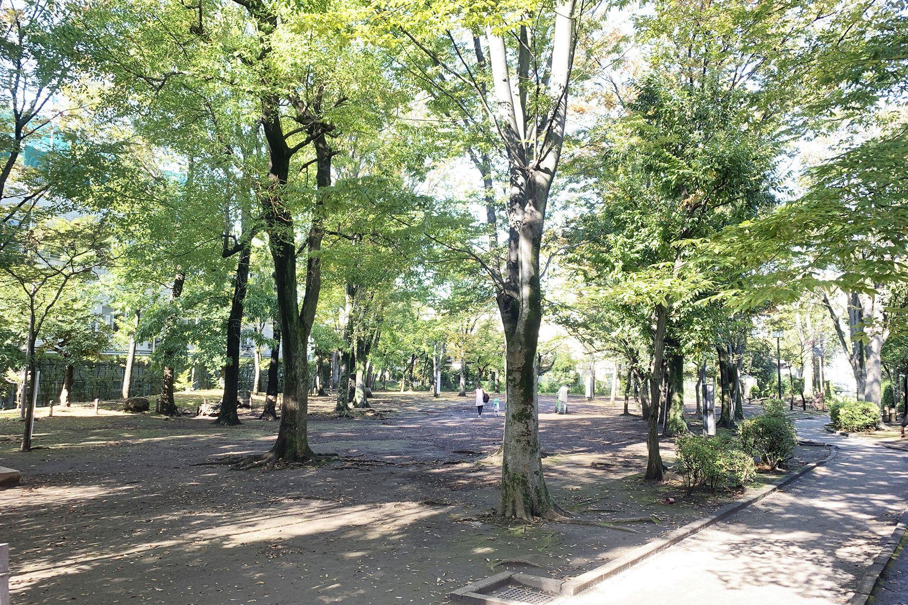 目黒区立 中央緑地公園