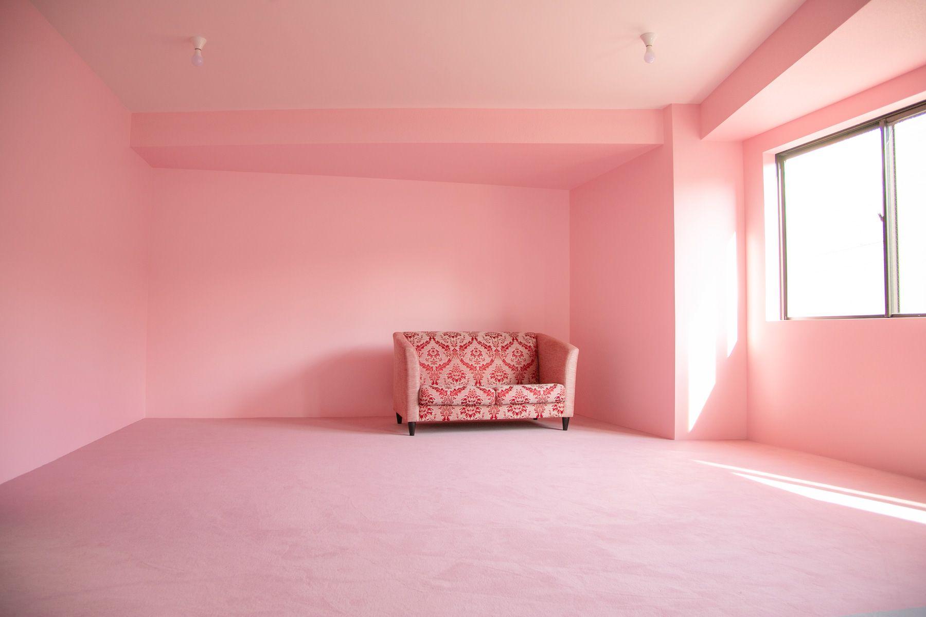 PANSY STUDIO(パンジースタジオ)ピンクのスペース