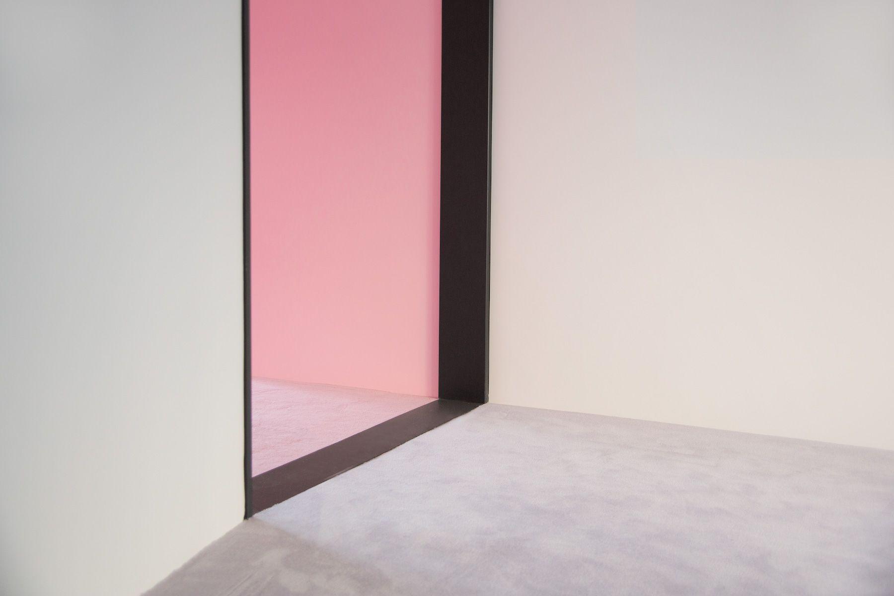 PANSY STUDIO(パンジースタジオ)床はカラーカーペット