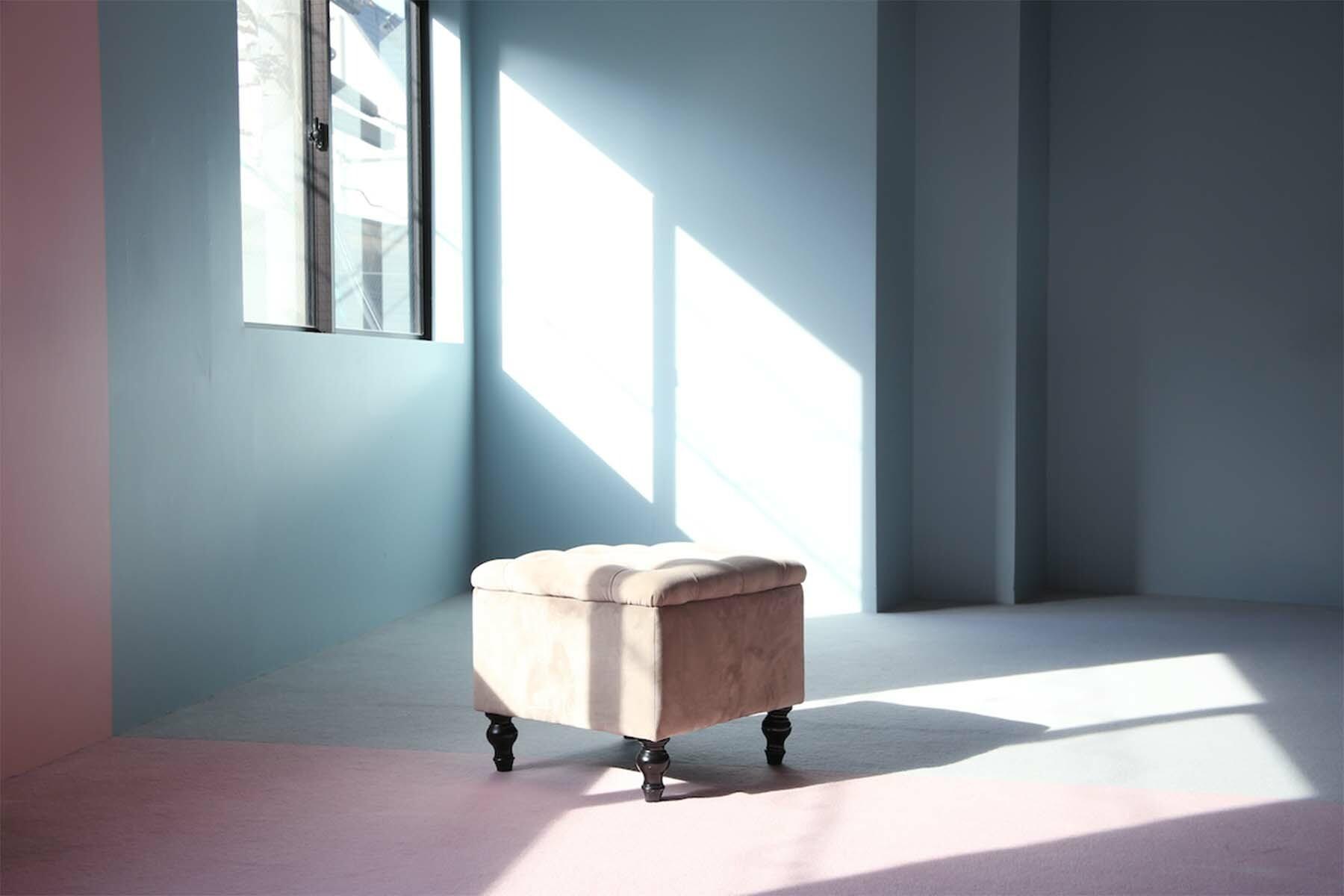 PANSY STUDIO(パンジースタジオ)壁のイラスト