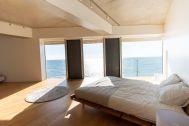 湘南撮影スタジオ (ショウナンサツエイスタジオ):海が見えるベッドルーム