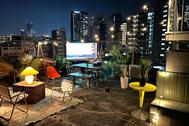 UC:屋上 俯瞰撮影