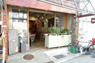 KAIDO books&coffee (カイドブックスアンドコーヒー):昼 外観