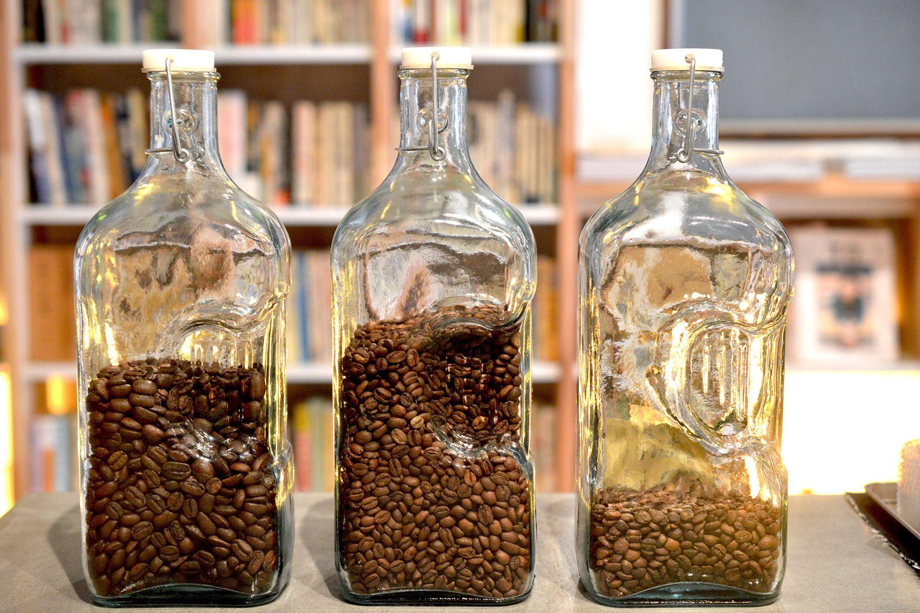 KAIDO books&coffee (カイドブックスアンドコーヒー)コーヒー豆イメージ