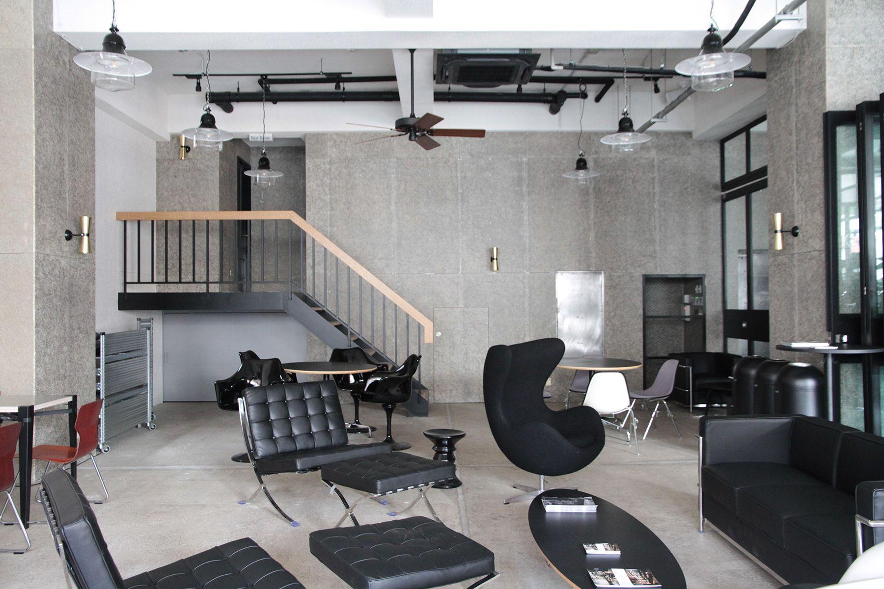 ROJU NAKAMEGURO ロジュ ナカメグロミッドセンチュリーの家具