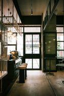 ROJU NAKAMEGURO ロジュ ナカメグロ:cafe エントランス