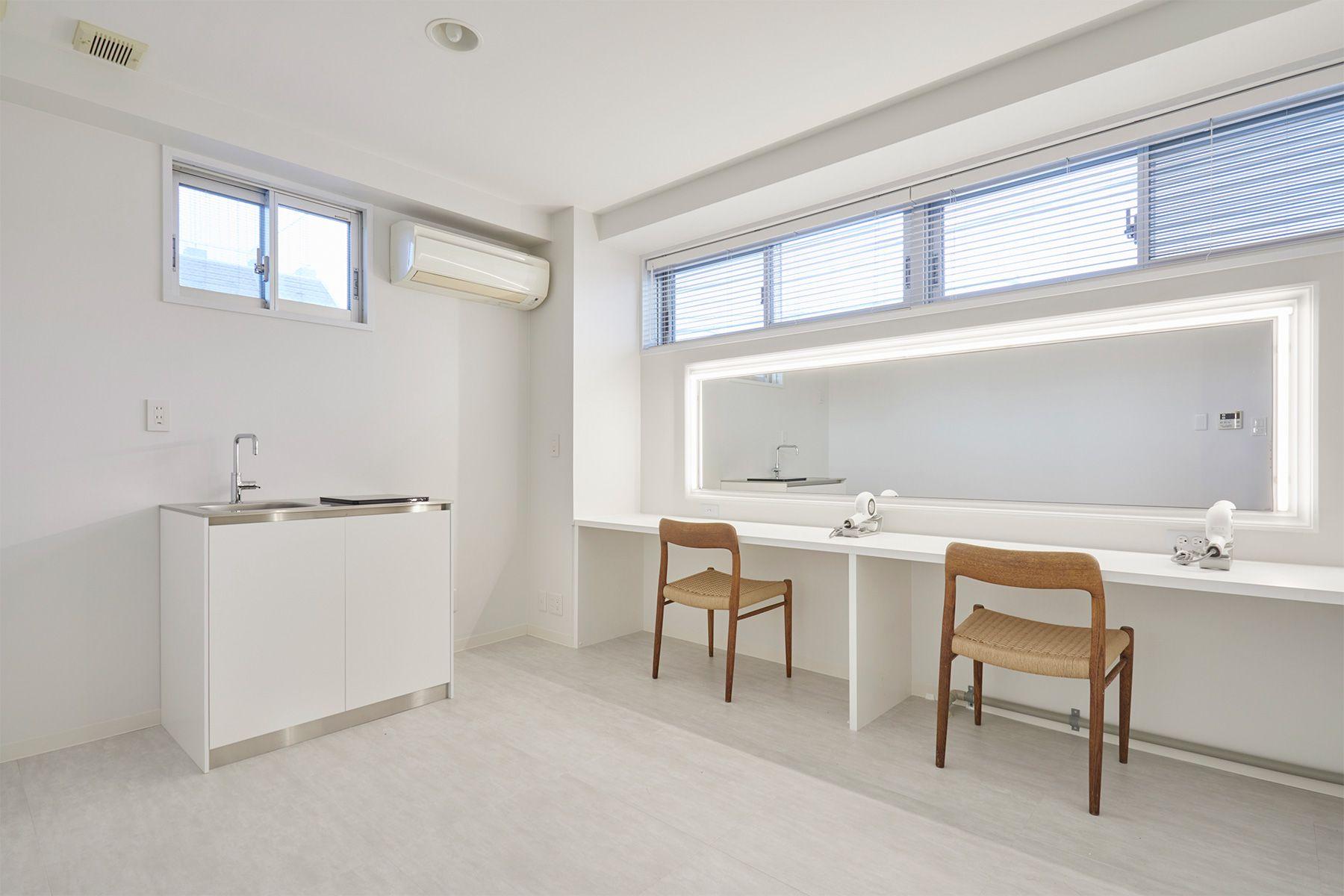 Haku Studio / THE HOUSE (ハクスタジオ)ミニキッチン