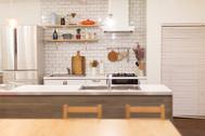 ACCA STUDIO (アッカスタジオ):3F/Cst キッチンを移動後も調理可能
