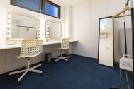 ACCA STUDIO (アッカスタジオ):2F メイクルーム兼控え室×2部屋