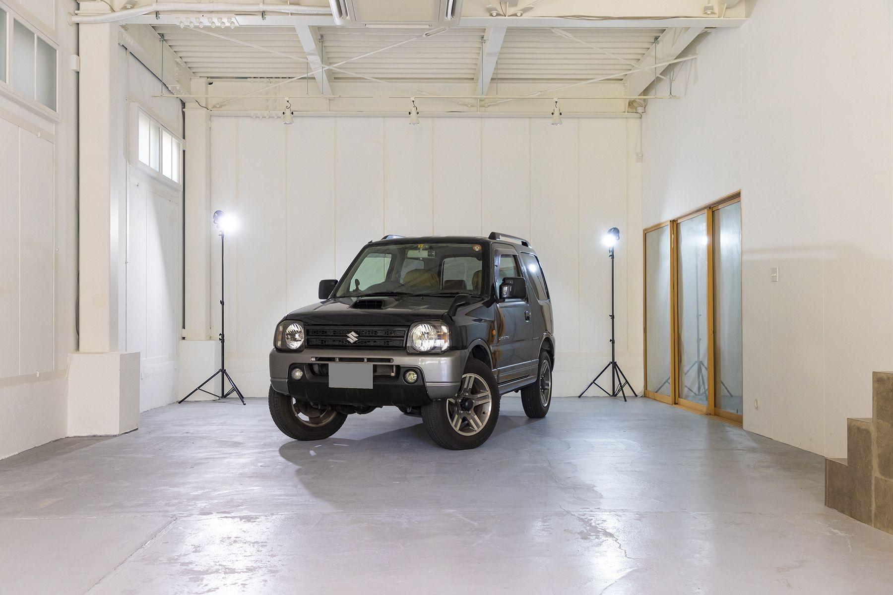 ACCA STUDIO (アッカスタジオ)1F/Ast 車も入ります