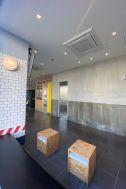 MUSTARD™️ HOTEL SHIBUYA (マスタードホテル シブヤ):外から室内を撮影