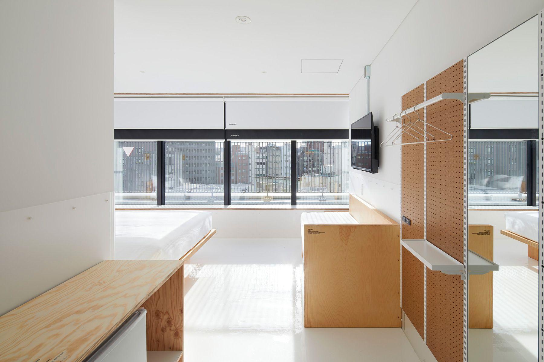 MUSTARD™️ HOTEL SHIBUYA (マスタードホテル シブヤ)option:客室 602号室