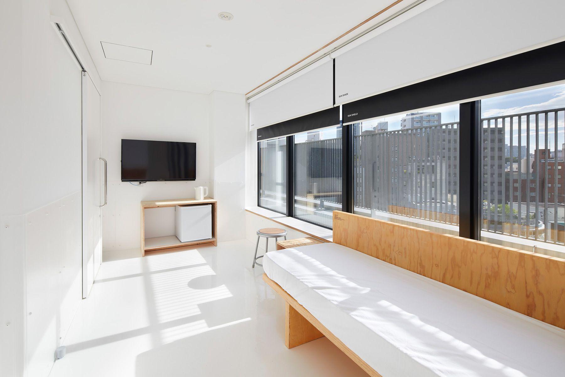 MUSTARD™️ HOTEL SHIBUYA (マスタードホテル シブヤ)option:客室 601号室