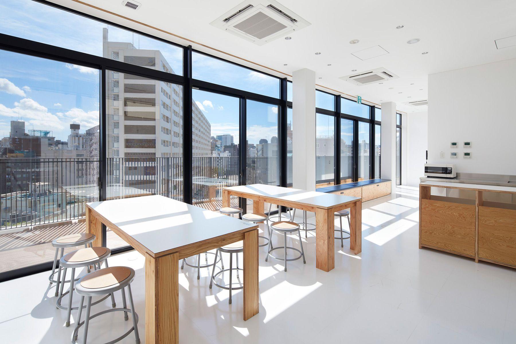 MUSTARD™️ HOTEL SHIBUYA (マスタードホテル シブヤ)7F テラス