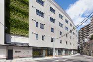 MUSTARD™️ HOTEL SHIBUYA (マスタードホテル シブヤ):建物外観