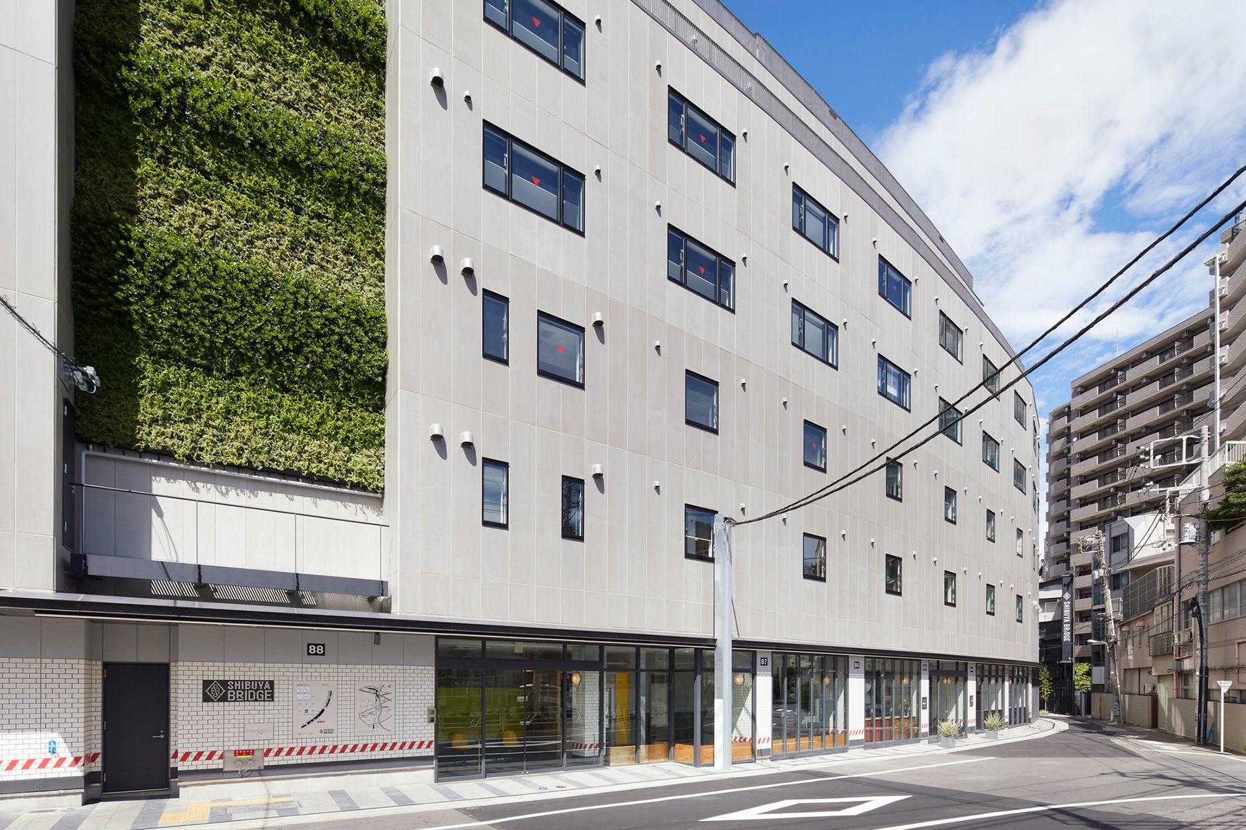 MUSTARD™️ HOTEL SHIBUYA (マスタードホテル シブヤ)建物外観