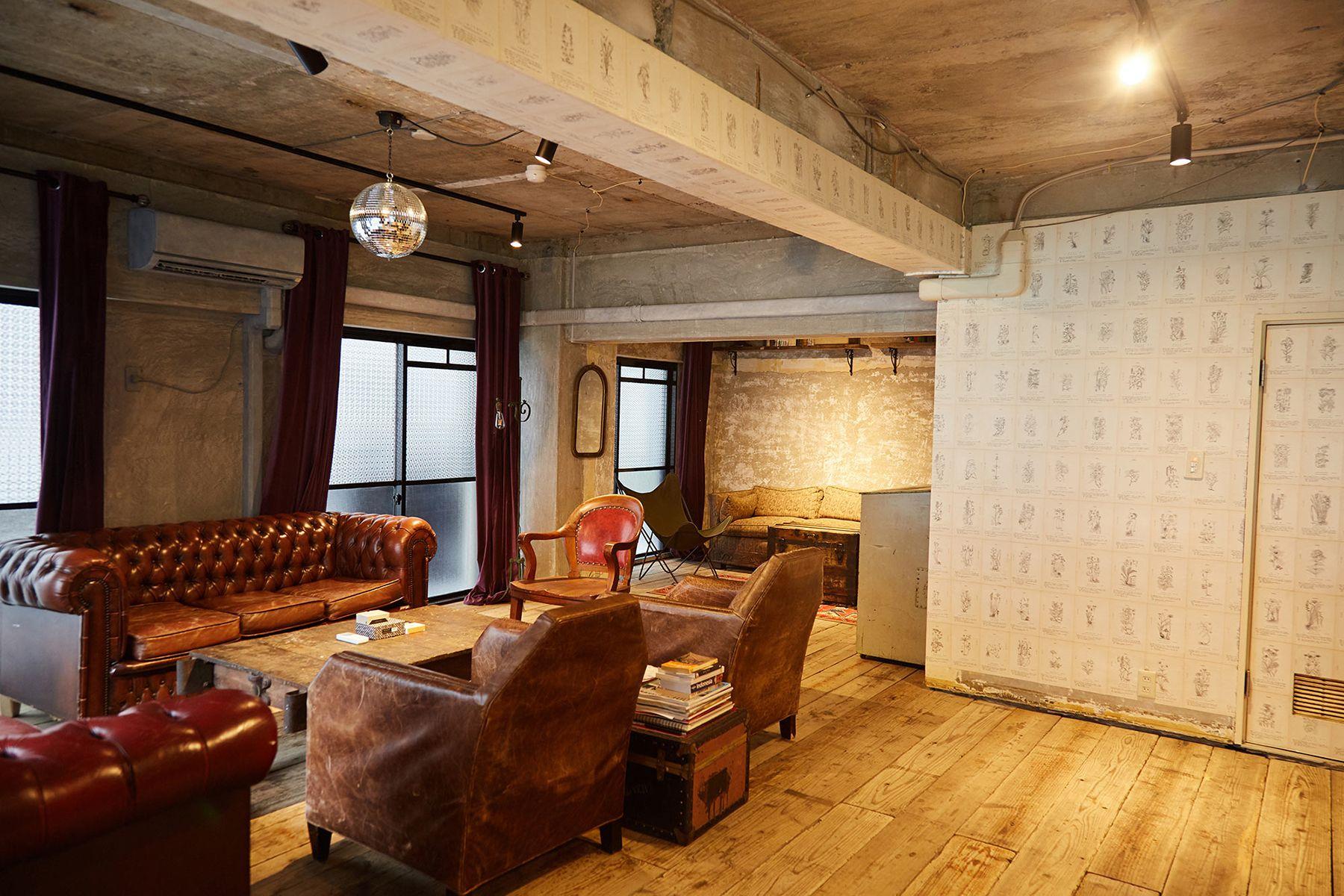 TOKYO CHAPTER (トウキョウチャプター)lounge