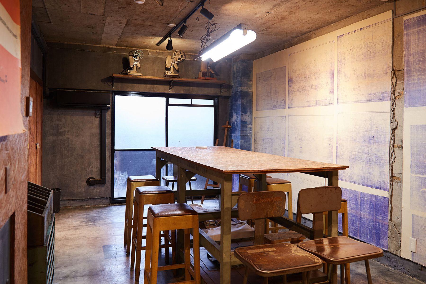 TOKYO CHAPTER (トウキョウチャプター)workshop
